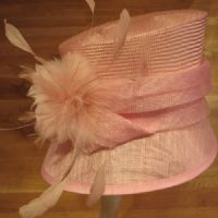 Simply Devine York Pink Hat SN32